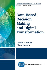 Cover Data-Based Decision Making and Digital Transformation