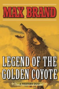 Cover Legend of the Golden Coyote