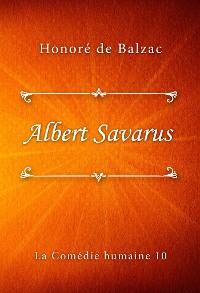 Cover Albert Savarus