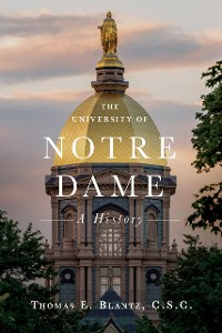 Cover The University of Notre Dame
