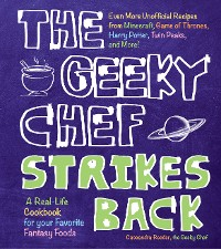 Cover The Geeky Chef Strikes Back