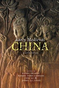 Cover Early Medieval China