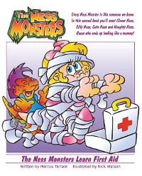 Cover The Ness Monsters Learn First Aid