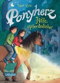 Cover Ponyherz 11: Hilfe, Pferdediebe!