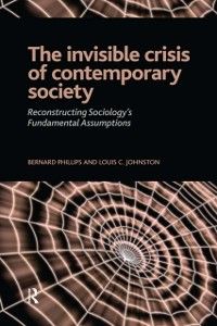 Cover Invisible Crisis of Contemporary Society