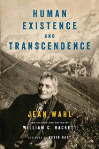 Cover Human Existence and Transcendence