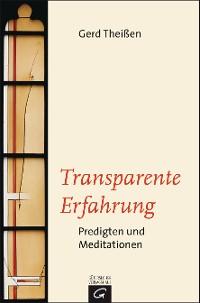 Cover Transparente Erfahrung