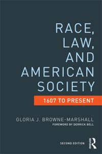 Cover Race, Law, and American Society