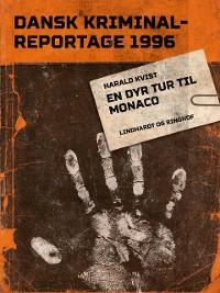 Cover En dyr tur til Monaco