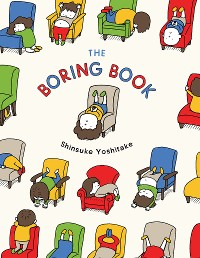 Cover The Boring Book