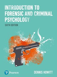 Cover Introduction to Forensic and Criminal Psychology PDF eBook