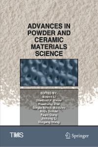 Cover Advances in Powder and Ceramic Materials Science