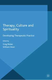 Cover Therapy, Culture and Spirituality