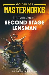 Cover Second-Stage Lensmen