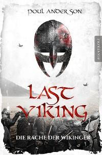 Cover Last Viking - Die Rache der Wikinger