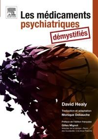 Cover Les medicaments psychiatriques demystifies