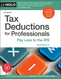 Cover Tax Deductions for Professionals