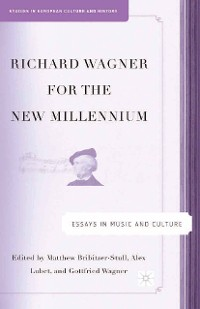 Cover Richard Wagner for the New Millennium
