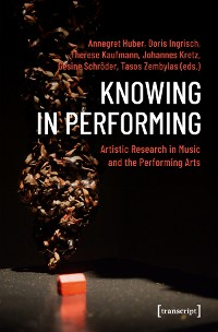 Cover Knowing in Performing