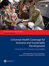 Cover Universal Health Coverage for Inclusive and Sustainable Development