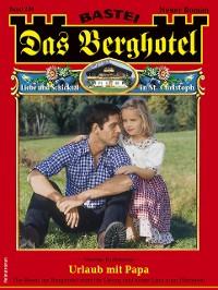 Cover Das Berghotel 239 - Heimatroman