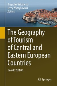 Cover The Geography of Tourism of Central and Eastern European Countries