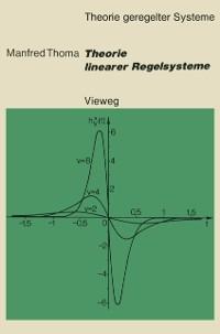 Cover Theorie linearer Regelsysteme