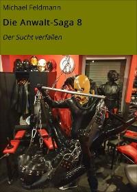 Cover Die Anwalt-Saga 8
