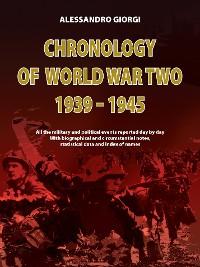 Cover Chronology of World War II 1939-1945