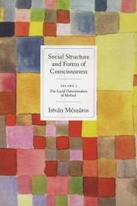Cover Social Structure and Forms of Consciousness, Volume 1