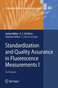 Cover Standardization and Quality Assurance in Fluorescence Measurements I