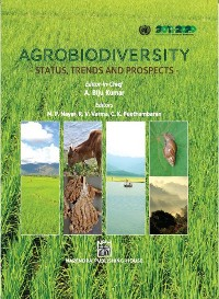 Cover Agrobiodiversity: Status Trends And Prospects