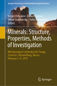 Cover Minerals: Structure, Properties, Methods of Investigation