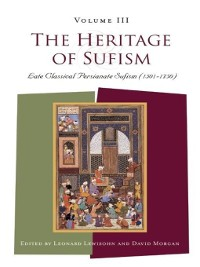 Cover The Heritage of Sufism (Volume 3)