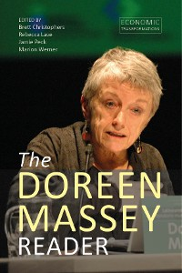 Cover The Doreen Massey Reader