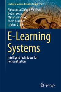 Cover E-Learning Systems