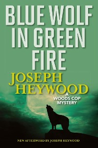 Cover Blue Wolf In Green Fire
