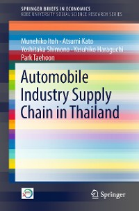 Cover Automobile Industry Supply Chain in Thailand