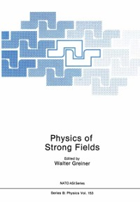 Cover Physics of Strong Fields