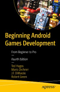 Cover Beginning Android Games Development