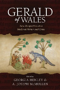 Cover Gerald of Wales