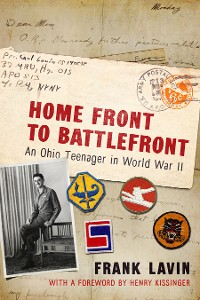 Cover Home Front to Battlefront