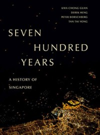 Cover Seven Hundred Years