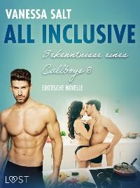 Cover All inclusive – Bekenntnisse eines Callboys 8 - Erotische novelle