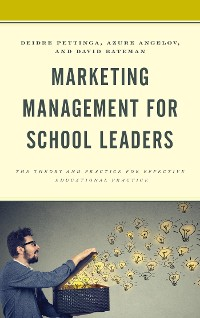 Cover Marketing Management for School Leaders