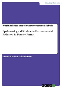 Cover Epidemiological Studies on Environmental Pollution in Poultry Farms
