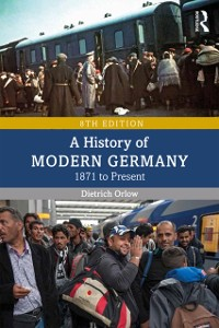 Cover History of Modern Germany