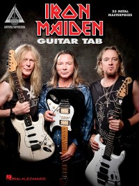 Cover Iron Maiden--Guitar Tab