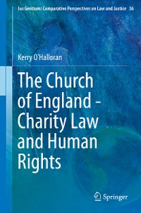 Cover The Church of England - Charity Law and Human Rights