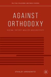 Cover Against Orthodoxy